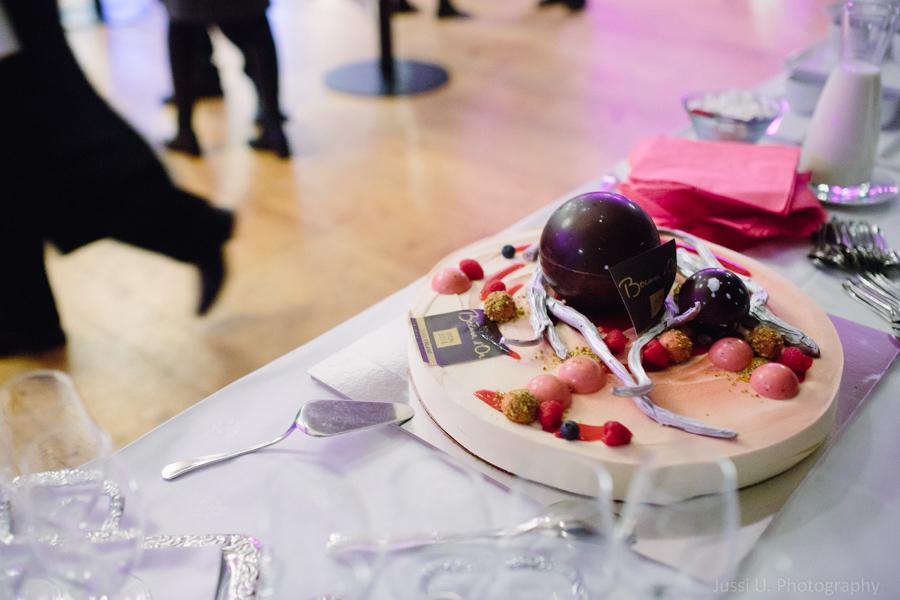 Fazerin upean kakun inspiraationa Matti Jämsénin palkittu lihavati @Jussi Ulkuniemi